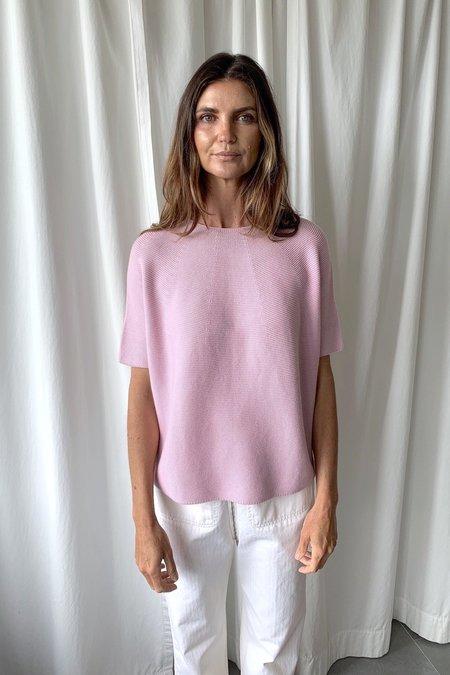 Christian Wijnants Karim knit top - Pink