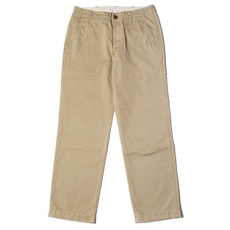Warehouse & Co. Lot 1082 Duck Digger Chinos - West Point Beige