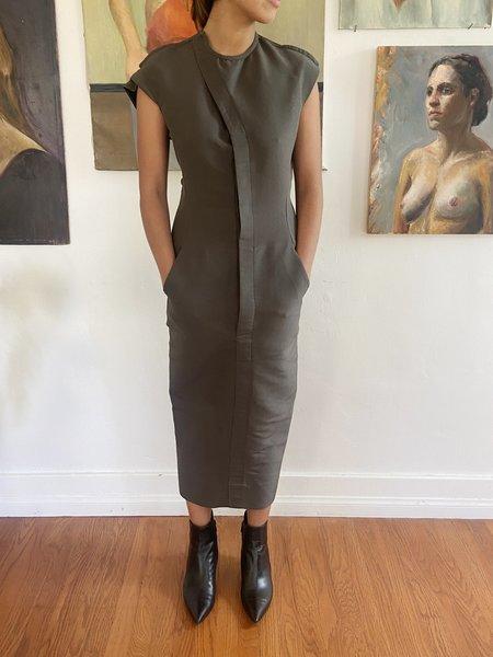 [Pre-loved] Rick Owens Naska Midi Dress