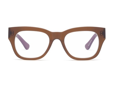 Caddis Miklos Reading Glasses - Matte Gopher