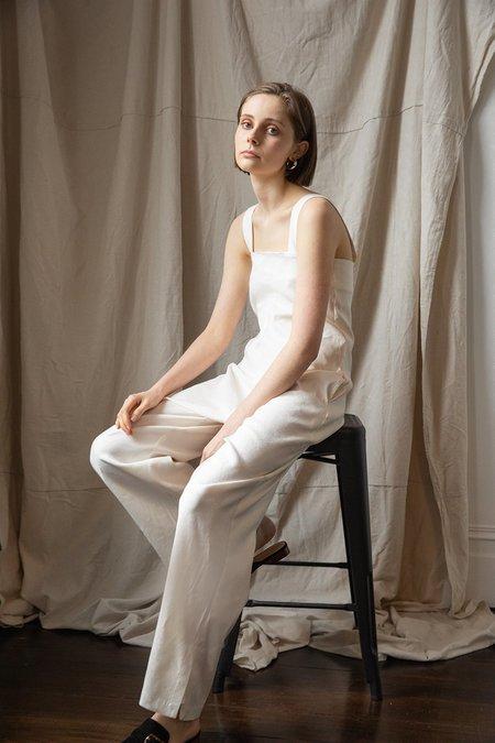 Mina Eli Jumpsuit - Cream