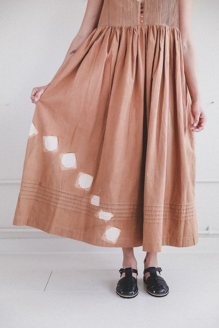 STORY mfg. DAISY DRESS BARK AND LUNAR CLAMP - PINK