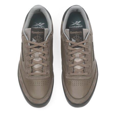 Reebok CLUB C FVS EIGHTYONE shoes - TREK GREY/CORE BLACK/KHAKI