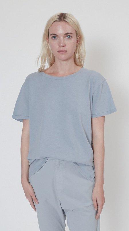 Nili Lotan Brady Tee - Slate Blue