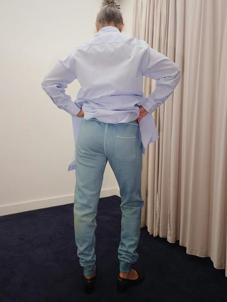Unisex Audrey Louise Reynolds Tailored Sweatpants - Teal
