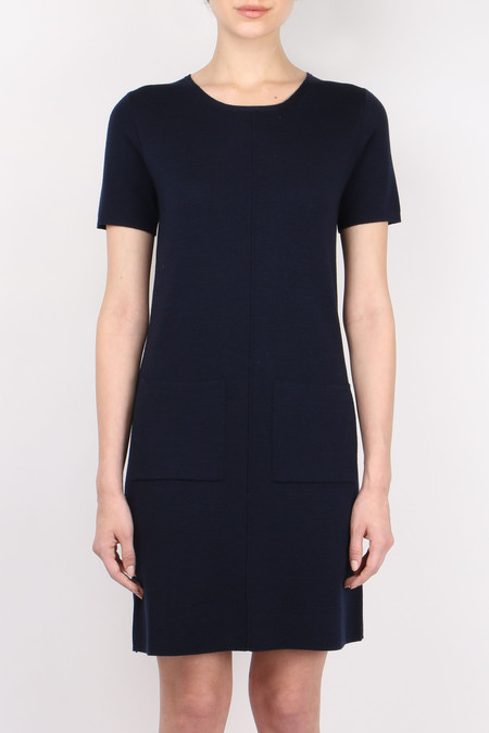 Allude Pocket Dress