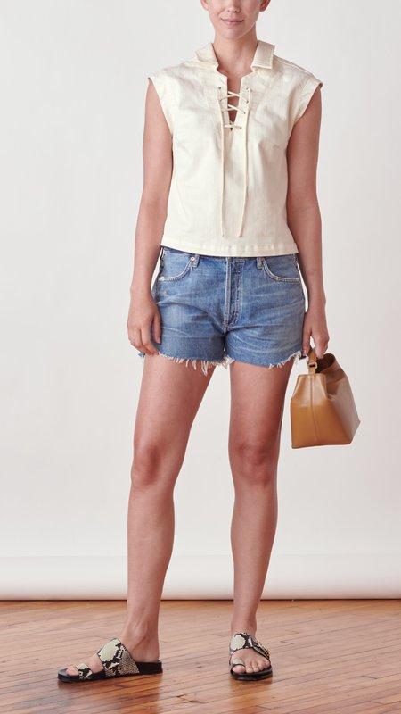 Rachel Comey Nave Top - Dirty White