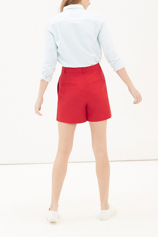 Kitsune Maddy Short - Red