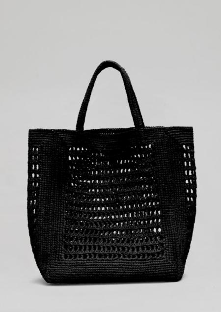 Maison N. H. Paris Annabelle Vertical Bag - Noir