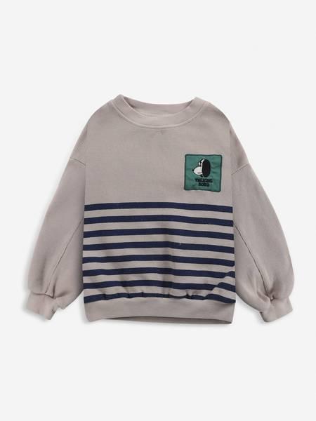 kids Bobo Choses Doggy Sweatshirt - grey