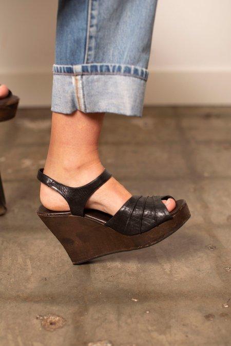 Vintage Heels - black