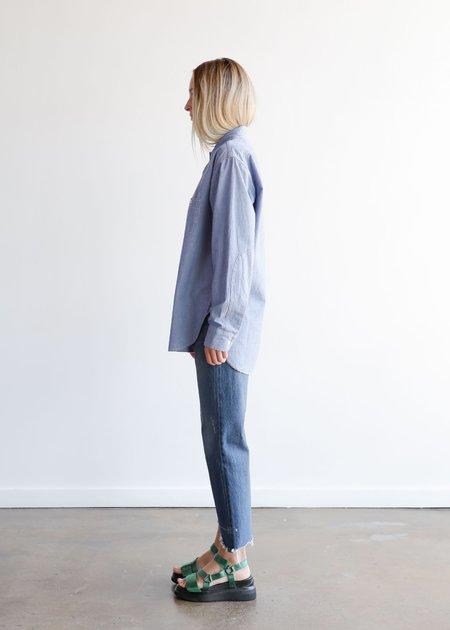 Unisex Chimala Hard Twist Work Shirt - Chambray