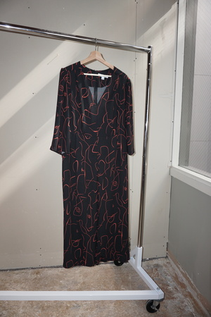 [Pre-loved] Birds of North America Sarcelle Jumpsuit - Faces