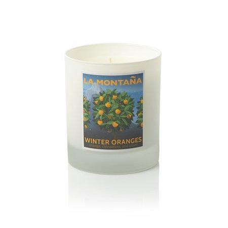 LA MONTAÑA Winter Oranges Candle