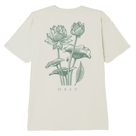 Obey Lotus Spider T-Shirt