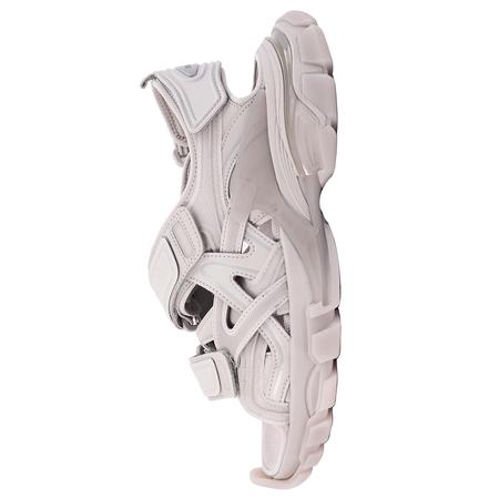 Balenciaga Grey Track Sandals