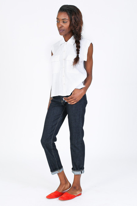 AG Jeans Isabelle in Signature
