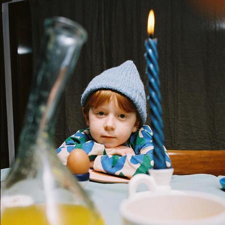 kids Bobo Choses Baby Hat - Blue