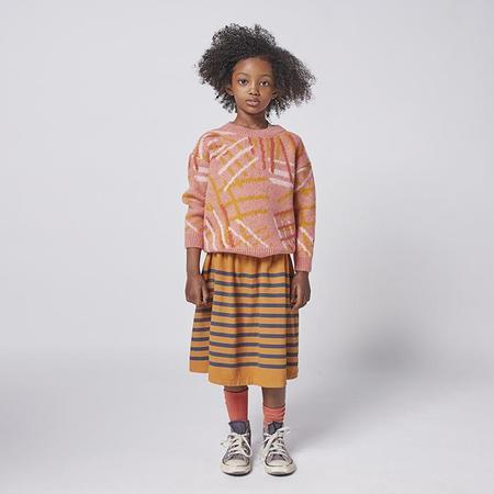 kids Bobo Choses Child Midi Skirt - Orange