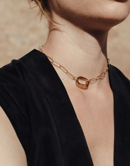Cled The Day Loop Necklace