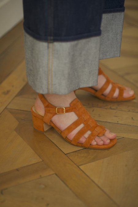 Goudes Sandals Velours Ola