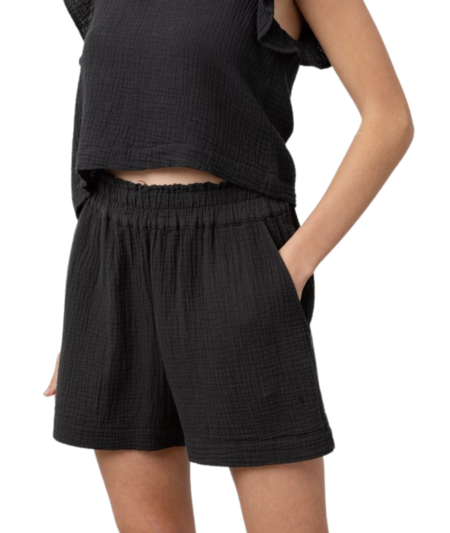 Rails Leighton Shorts - Black