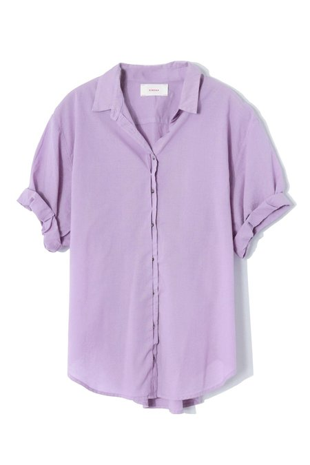 Xirena Channing Orchid Shirt - Orchid
