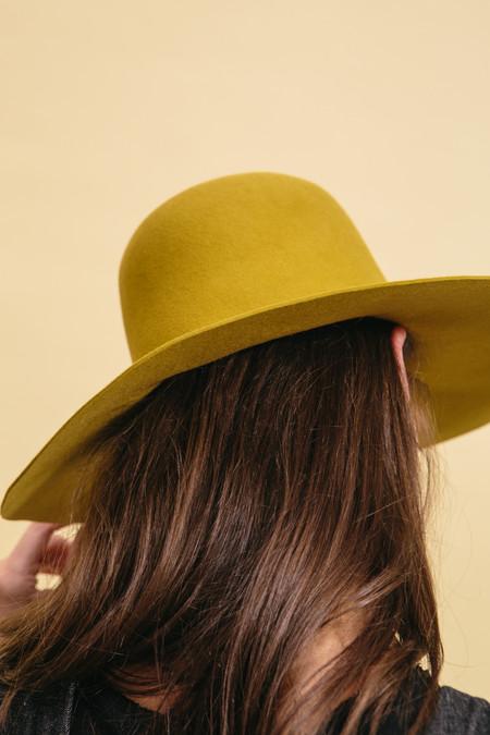 Unisex Brookes Boswell Fur Felt Hat