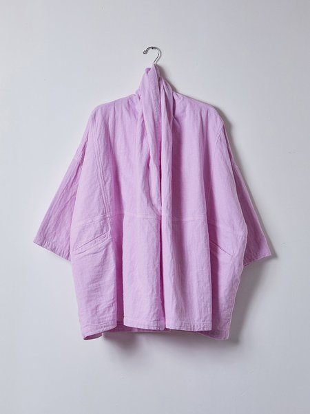 Unisex Atelier Delphine Haori Coat - Lilac