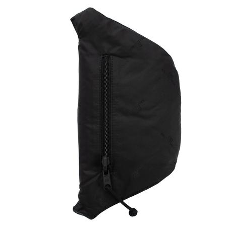 Balenciaga Expandable Belt Bag - black
