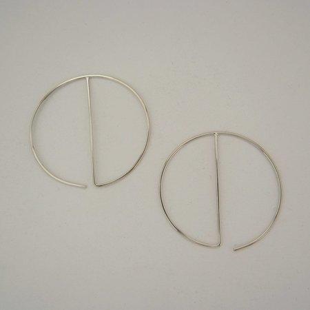 Aoko Su Tao Hoop Earrings