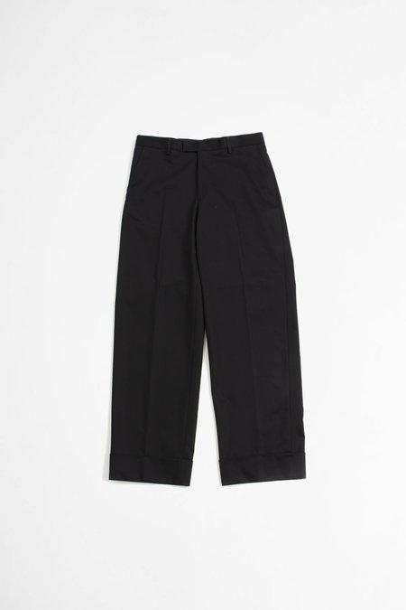Dries Van Noten Pindale Pants - Navy