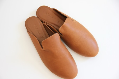 ST. AGNI HUGO LOAFER - TAN