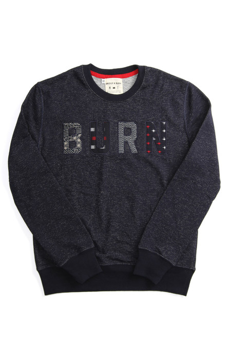 B&B x Kiriko Burn Women's Crew