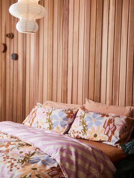 Mosey Me The Garden Standard Pillowcase Set
