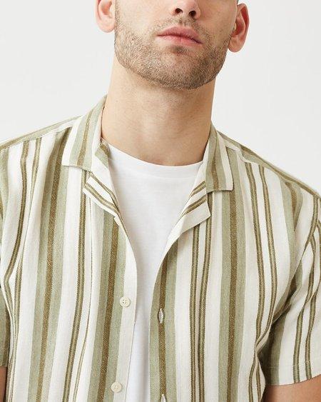 MINIMUM Emanuel SS 8046 Shirt - Olivine