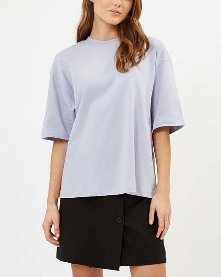 MINIMUM W Aarhusi SS 9047 T-Shirt - Languid Lavender
