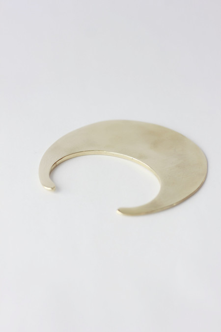 Ariana Boussard-Reifel Atacama Cuff in Brass