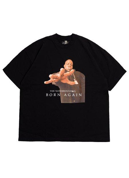 WACKO MARIA GUILTY PARTIES Notorious B.I.G S/S T-Shirt - Black