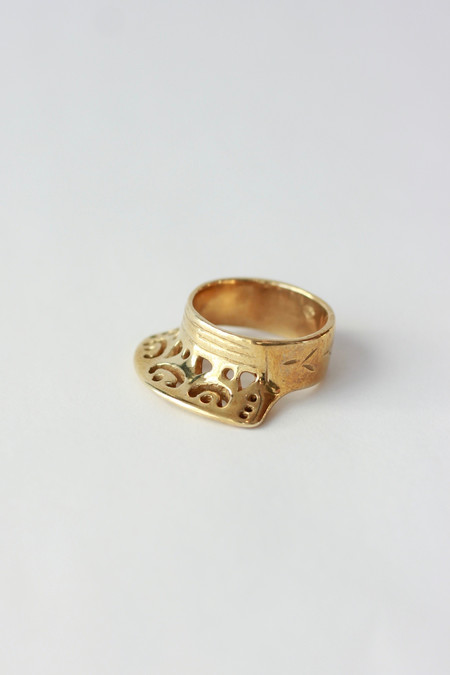 Ariana Boussard-Reifel Zaira Ring