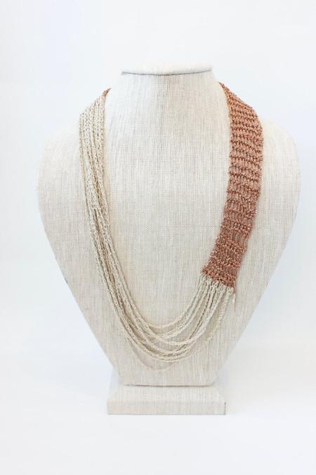 Arielle De Pinto Buxom necklace
