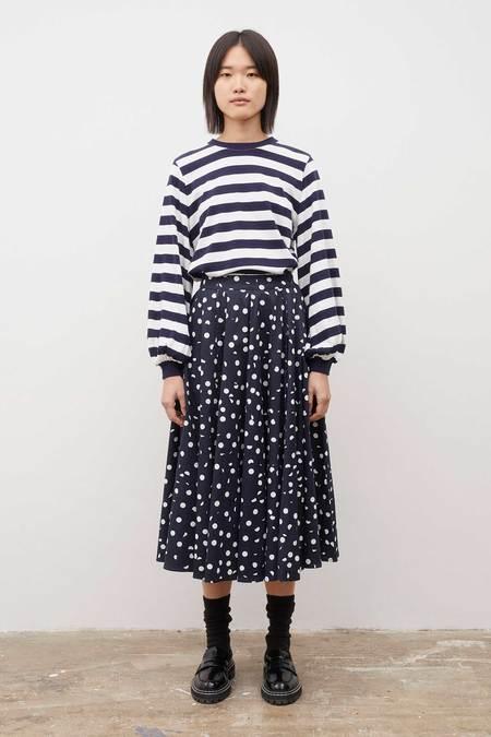 Kowtow Umbrella Skirt - Dots