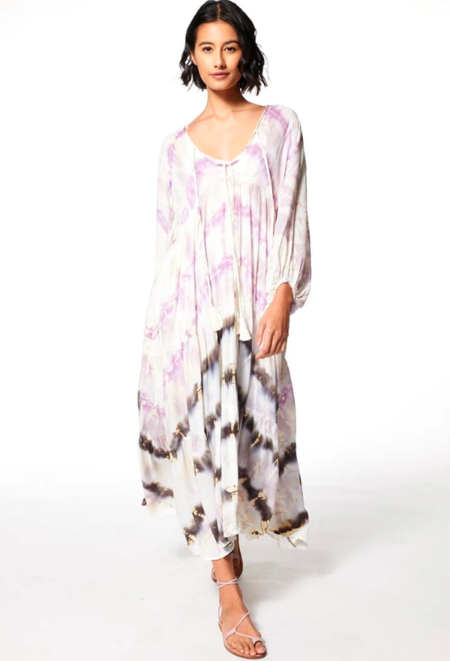 Young Fabulous & Broke Dawn Dress - Mauve Harvest