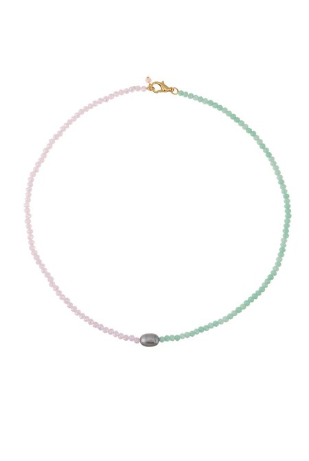 Talis Chains Duo Necklace