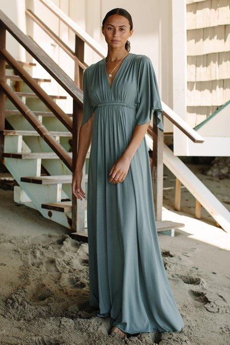 Rachel Pally Long Caftan Dress - Agave