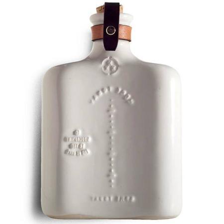 Misc Goods Co. Ceramic Flask - Ivory
