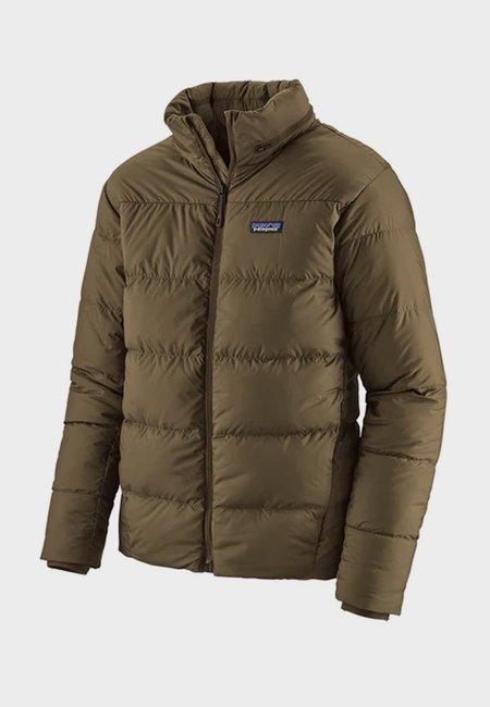 Patagonia Silent Down Jacket - log wood brown