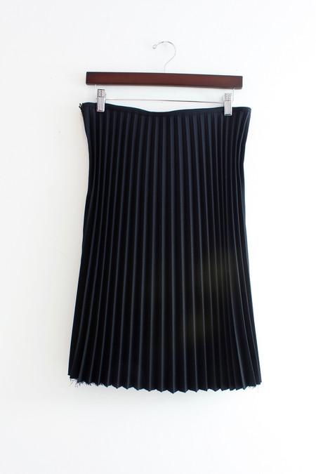 Hazel Brown Pleated Skirt 16.3.06