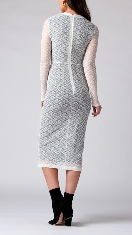 Rachel Comey AMARONE DRESS - white