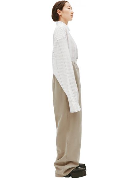 Balenciaga Sweatpants With Logo Balenciaga